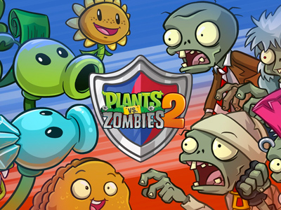 Plants vs Zombies Battle Undead