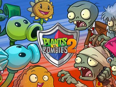 Plants vs Zombies Battle Undead